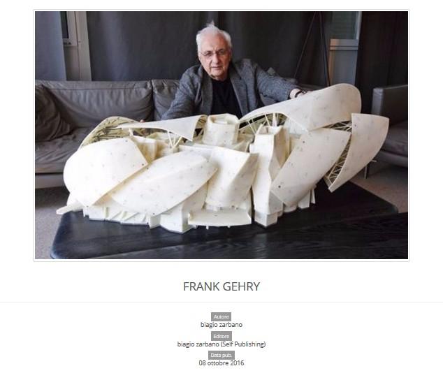 frank gehery